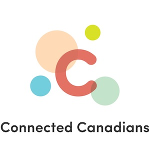 Page 6 Connected Canadians logo