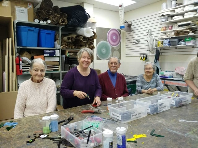 social programming for seniors